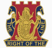 14th Infantry Regiment - The Right Of The Line by VeteranGraphics