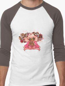 Sweet Thoughts Men's Baseball ¾ T-Shirt
