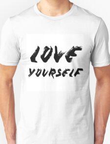 Love Yourself - Justin Bieber Unisex T-Shirt