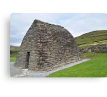 Gallarus Oratory - Dingle - Ireland Canvas Print