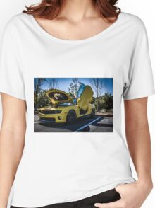 Transformers BumbleBee Women's Relaxed Fit T-Shirt