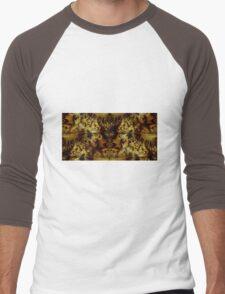The Land of the Golden Lake Men's Baseball ¾ T-Shirt