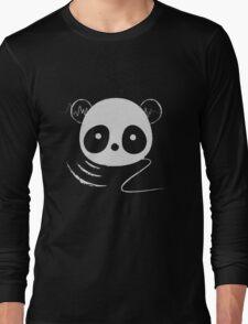 Musical panda Long Sleeve T-Shirt