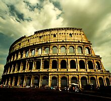 Colosseum - Rome by Samantha Higgs