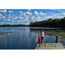 Martin Lake Photographic Print