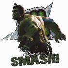 Hulk SMASH! by djprice