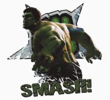Hulk SMASH! by djprice