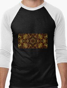 Golden Light and Shadow Men's Baseball ¾ T-Shirt