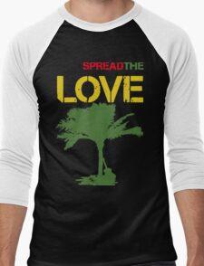 Kenny Chesney Spread the Love Tour AM1 Men's Baseball ¾ T-Shirt