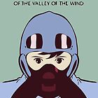 Nausicaå of the Valley of the Wind by Studio Momo ╰༼ ಠ益ಠ ༽