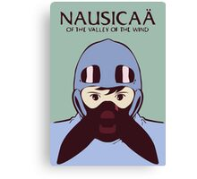 Nausicaå of the Valley of the Wind Canvas Print