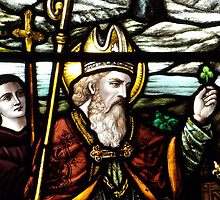 Saint Patrick by Lee d'Entremont