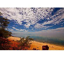 Red Cliff Bay, Monkey Mia Photographic Print