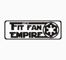 The Fit Fan Empire (black logo) by mistermunny