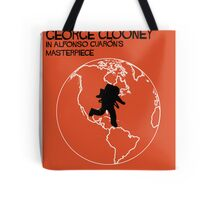 Gravity/Vertigo Poster Mash-up Tote Bag