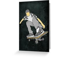 Skateboard 11 Greeting Card