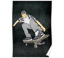 Skateboard 11 Poster