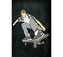 Skateboard 11 Photographic Print