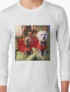 Dreo at Christmas 2015 Long Sleeve T-Shirt
