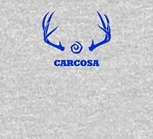 True Detective - Carcosa Antlers - Blue Unisex T-Shirt