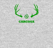 True Detective - Carcosa Antlers - Green Unisex T-Shirt