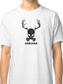 True Detective - Carcosa Gas Mask - Black Classic T-Shirt