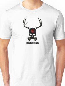 True Detective - Carcosa Gas Mask - Black Unisex T-Shirt