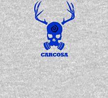 True Detective - Carcosa Gas Mask - Blue Unisex T-Shirt