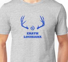 True Detective - Erath Antlers - Blue Unisex T-Shirt