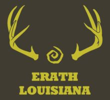 True Detective - Erath Antlers - Yellow by Prophecyrob