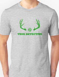 True Detective - Antlers - Green T-Shirt