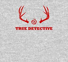 True Detective - Antlers - Red T-Shirt