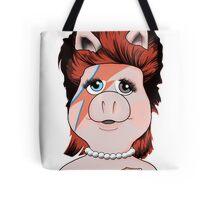 Piggy Stardust Tote Bag