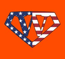 Super American W Logo by TheGraphicGuru