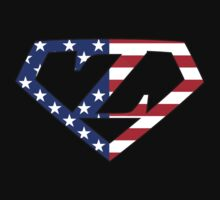 Super American Z Logo by TheGraphicGuru