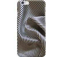 Zebra Whirls iPhone Case/Skin