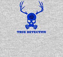 True Detective - Gas Mask - Blue Unisex T-Shirt