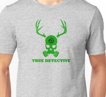 True Detective - Gas Mask - Green Unisex T-Shirt