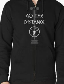 Hercules Go The Distance Zipped Hoodie