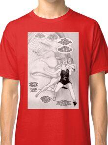 Faith Fallon Graphic Novel Page © Steven Pennella Classic T-Shirt