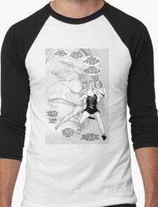 Faith Fallon Graphic Novel Page © Steven Pennella Men's Baseball ¾ T-Shirt