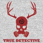True Detective - Gas Mask - Red by Prophecyrob