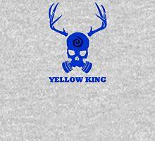 True Detective - Yellow King Gas Mask - Blue Unisex T-Shirt