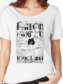 Faith Fallon Graphic Novel Page © Steven Pennella Women's Relaxed Fit T-Shirt
