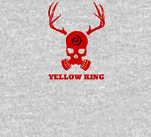 True Detective - Yellow King Gas Mask - Red Unisex T-Shirt