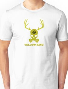True Detective - Yellow King Gas Mask - Yellow Unisex T-Shirt
