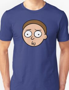 Morty face Unisex T-Shirt