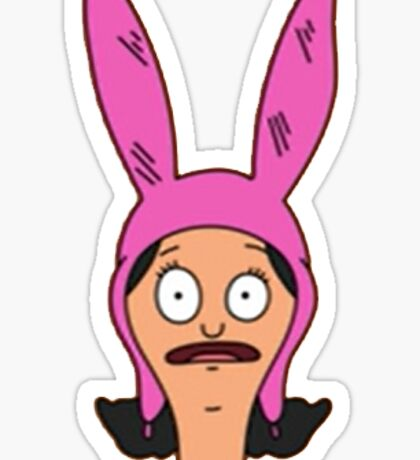 Louise Belcher Sticker