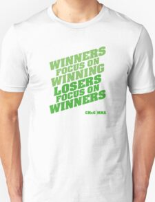 Conor McGregor - Quotes [Winners G] T-Shirt