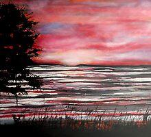 Newton's Cove by Vince Elliott